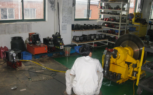 Assembly And Calibration Of Hydraulic Torque Wrenches