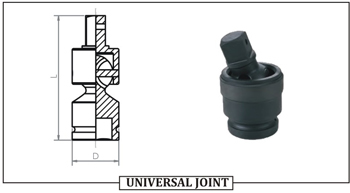 UNIVERRSAL JOINT